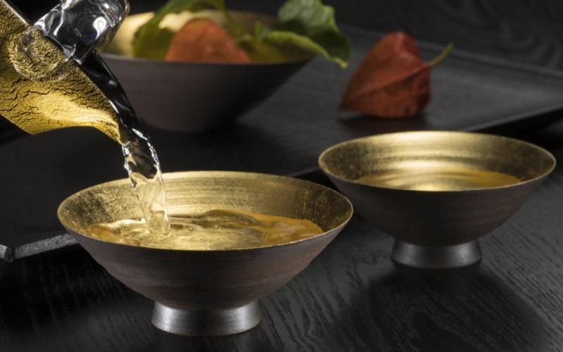酒器 陶器盃