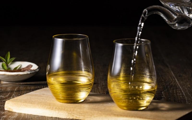 酒器 吟醸グラス