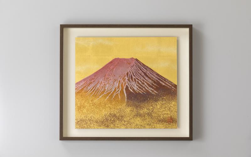縁起物 富士山