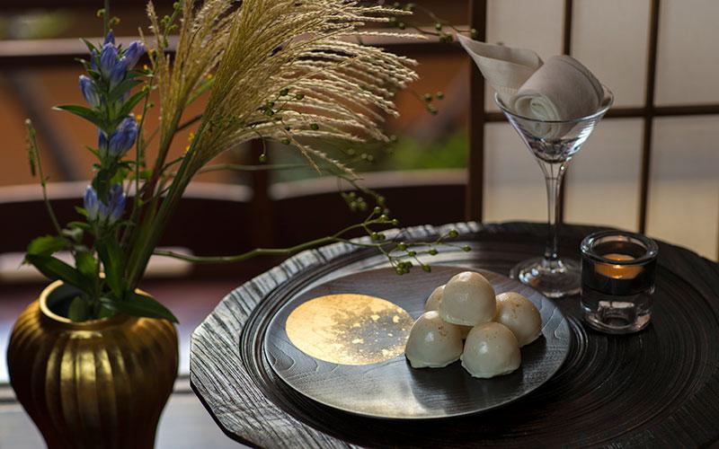 秋の夜長を楽しむテーブルコーディネート